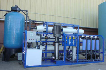Reverse Osmosis Desalination plants